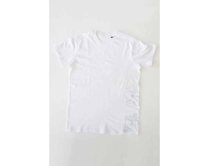 Taf White T-shirt