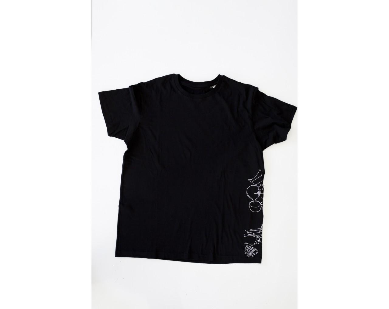Taf Black T-shirt