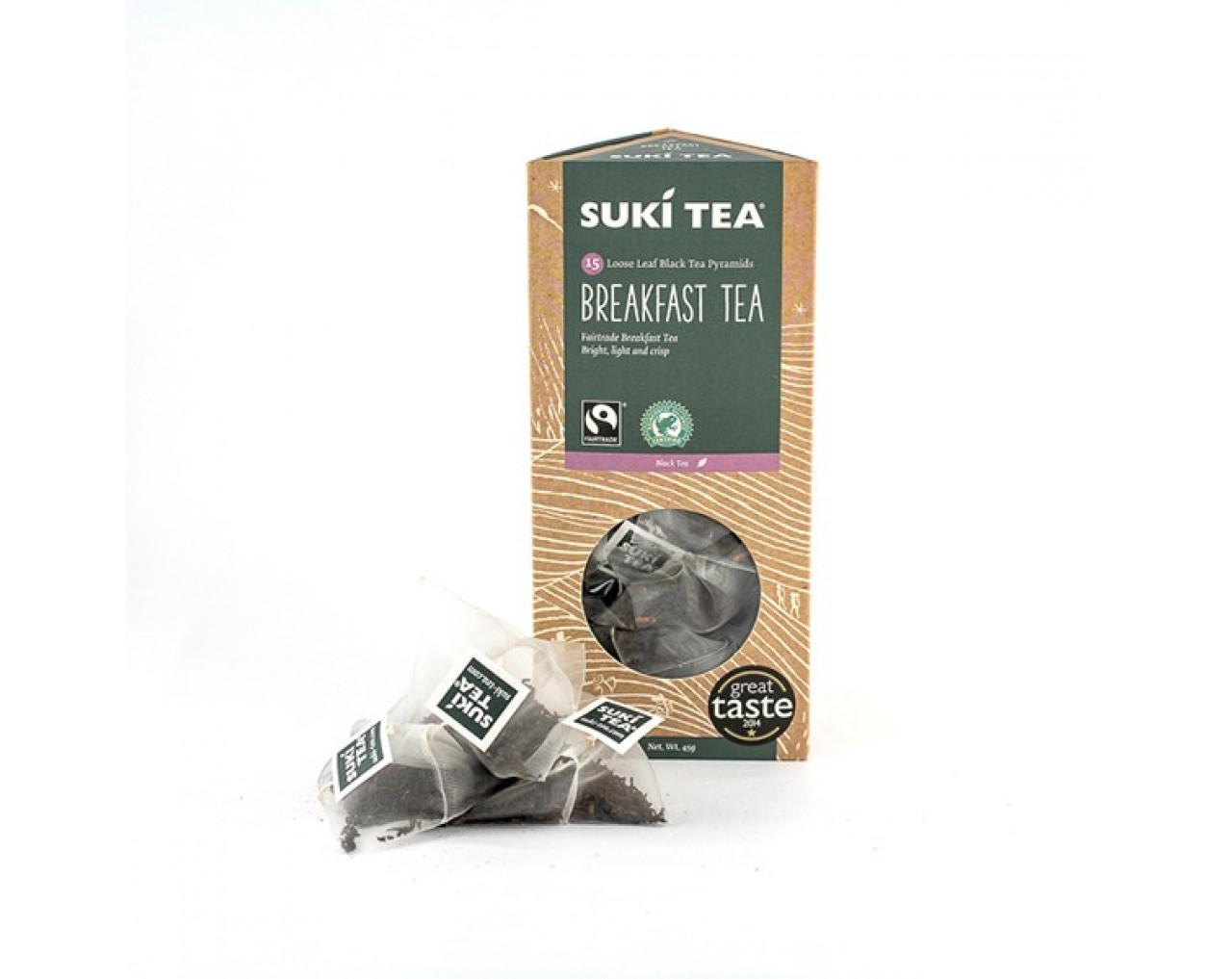 Breakfast Tea (Pyramids 15x2gr)