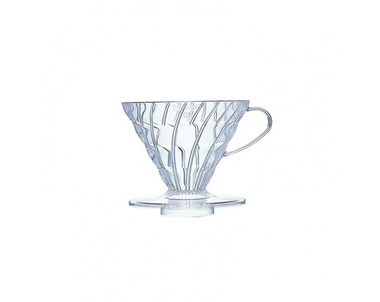 Hario V 60 Kunststof Plastic (2 Cups)