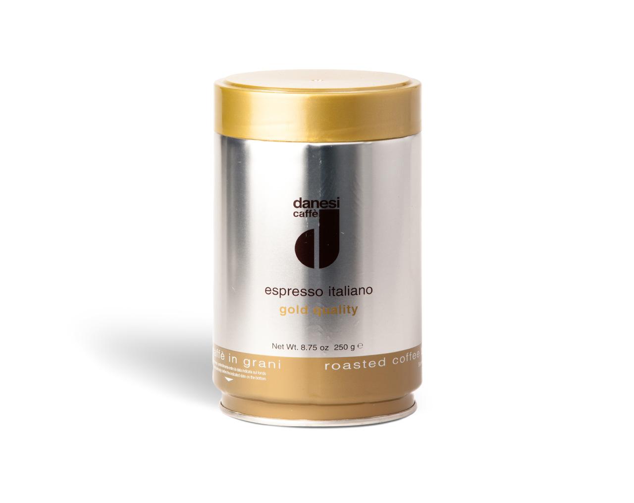 Espresso Danesi Gold Quality (Beans)
