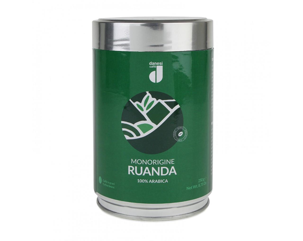 Danesi 100% Arabica Ruanda Single Origin (tin)