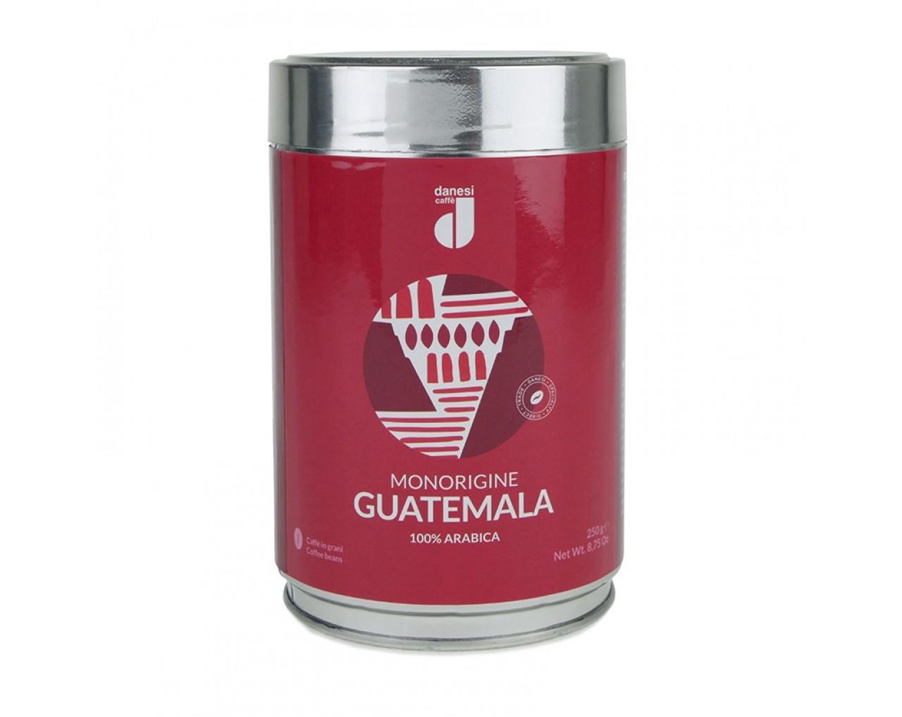 Danesi 100% Arabica Guatemala Single Origin (tin)