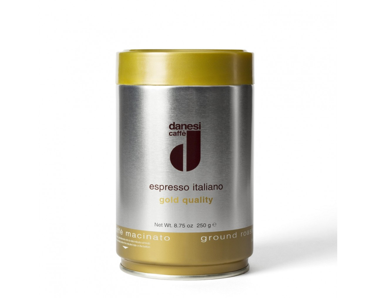 Espresso Danesi Gold Quality (Ground)