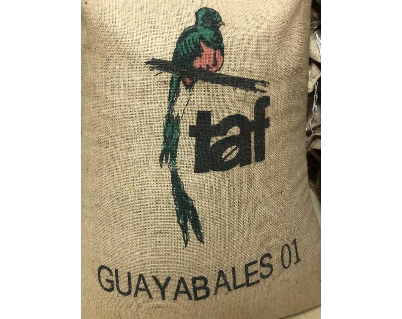 Finca Guayabales - Guatemala