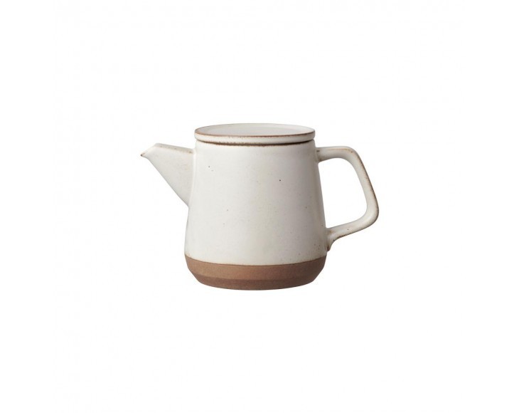 Kinto Teapot 500ml White