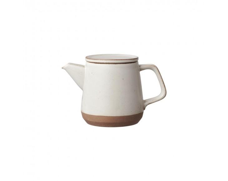 Kinto Teapot 500ml White