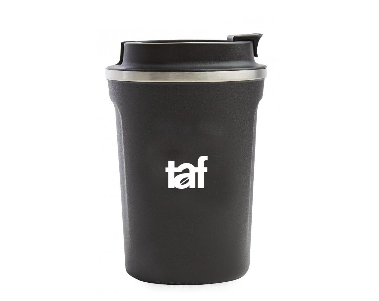 TAF Thermos Cup 380ml Black