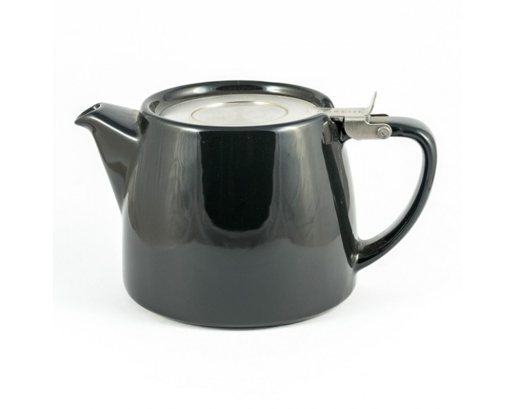 Black StumpTeapot