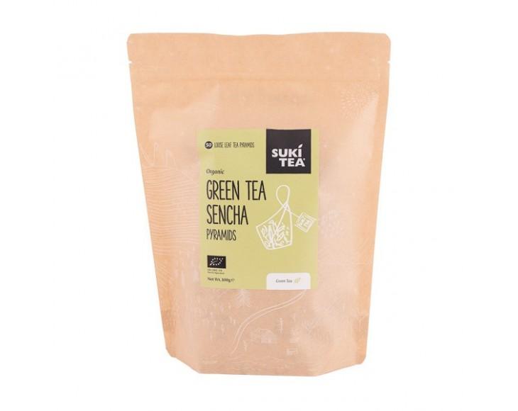 Sencha Green Tea (pyramids 50x2,5gr)