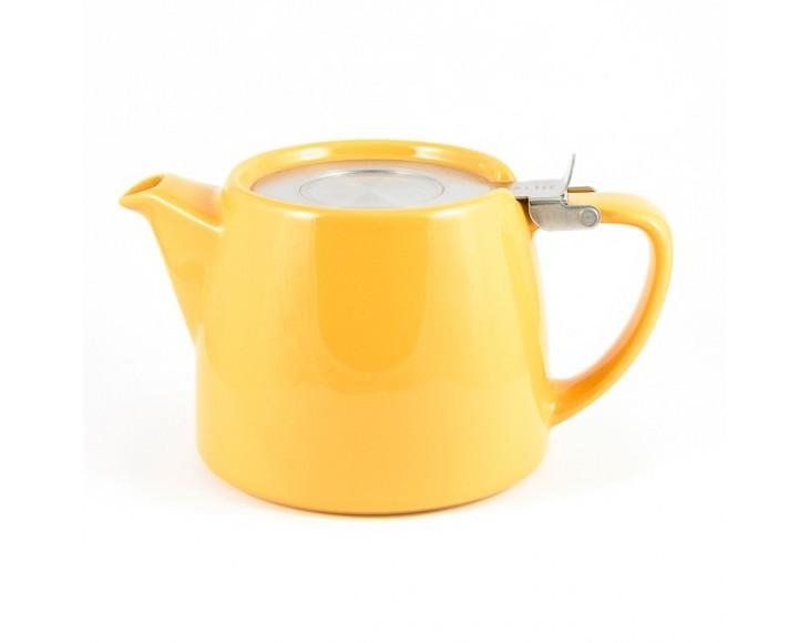 Mandarin Stump Teapot